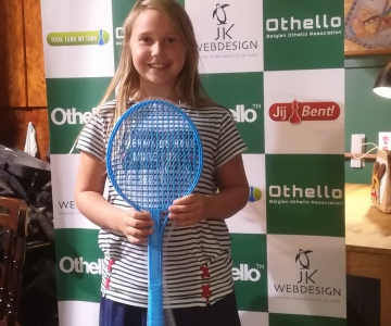 4th ReuzeSpelPlezier Othello Open attracts 10 enthousiast