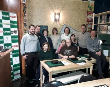 2nd ReuzeSpelPlezier Othello Open attracts 12 players